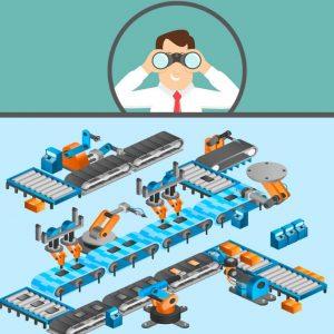 نرم افزار برنامه ریزی و کنترل تولید